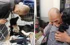 Ein Mann verkaufte das Wenige das er hatte, um seinen Hund zu retten... Im Gegenzug fand er seine Familie wieder