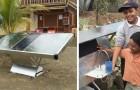 Een start-Up maakt een zonnepaneel dat drinkwater uit de lucht kan halen