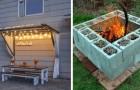 Enkele doe-het-zelf-ideeën om je tuin dit jaar een nieuwe look te geven zonder een fortuin uit te geven