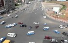 No need for traffic lights in Ethiopia