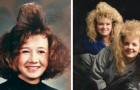 If you had forgotten how hair was worn in the 1980s then here is a photo gallery that will remind you!