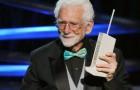 45 anni fa quest'uomo effettuò la prima telefonata della storia con il cellulare, e il destinatario non fu casuale