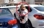 Sie lässt ihre Tochter im Auto und geht mit ihren Freundinnen in eine Bar: Als sie zurückkommt erkennt sie, was sie getan hat
