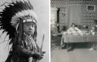 Voici les dernières photos de la tribu des Crows, peu avant qu'elle ne soit éliminée par les colons blancs