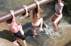 Volete che vostri figli siano in salute? Lasciate che giochino e si sporchino... parola di esperto!