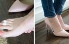 22 trucs die jou en jouw voeten zullen redden in de meest moeilijke situaties