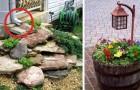 26 idee fotografiche per trasformare il giardino o il cortile in un piccolo angolo di paradiso