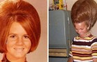 Extra-large hairstyles! Here are 24 surprising images directly from the 1960s