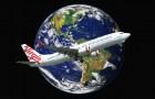Wenn die Erde sich von West nach Ost dreht, warum ist dann ein Flugzeug, das Richtung Westen fliegt nicht schneller?