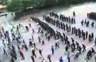 Il totale controllo della polizia Coreana