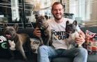 Il lavoro dei sogni? Questo sito web ti paga per viaggiare con i cani e scrivere recensioni sulle mete dog friendly