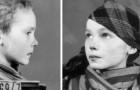 Een fotografe kleurt de laatste foto's in van een jonge gevangene in Auschwitz en het resultaat is hartverscheurend