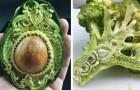 Questo giovane artista italiano riesce a trasformare ogni cibo in un'opera d'arte finemente decorata