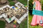 Intrattenere i bambini in maniera creativa: ecco alcune idee per una pista fai-da-te