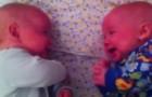 Petite conversation entre jumeaux