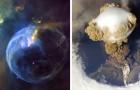 18 Fotos, die Ihnen eine Vorstellung davon geben, wie faszinierend die Erde ist und wie groß der Weltaum ist