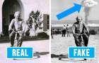 13 Fotos die berühmt wurden weil sie so spektakulär sind... die sich dann aber als Fake herausstellten