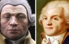 Wetenschappers reconstrueren de gezichten van enkele historische figuren in 3D