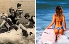 14 foto's die je doen beseffen hoe erg de dingen veranderd zijn in 100 jaar
