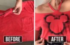 De camisetas velhas a blusas da moda: fantásticas ideias para dar vida nova ao seu guarda-roupas