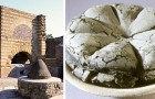In het oude Pompeii, de stad die bedolven werd onder de uitbarsting van de Vesuvius, wordt een 2000 jaar oud brood INTACT teruggevonden