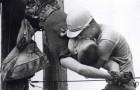 Der Kuss des Lebens: der ganze Hintergrund des denkwürdigen Schnappschusses, der 1968 den Pulitzer-Preis gewann