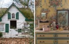 Un fotografo trova una casa abbandonata: varcata la soglia entrerete nel mondo di Alice nel Paese delle Meraviglie