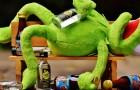 Als je straks weet hoe je hersenen op alcohol reageren dan wil je straks geen glas er meer van drinken.