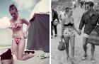 Diese 15 Aufnahmen zeigen uns, dass unsere Strandfotos nie so schön sein werden wie die unserer Großeltern