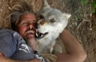 The real life wolf man