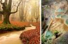 6 endroits merveilleux et peu connus que vous devez visiter au moins une fois dans votre vie.