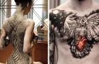 26 tatuaggi così realistici che non crederete siano stati realizzati da mani umane