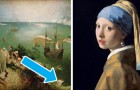 6 détails inattendus qui se cachent derrière des tableaux très célèbres