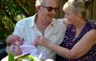 Prendersi cura dei nipoti allunga la vita dei nonni... e fa crescere i bambini molto più felici