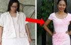 Il modo in cui questa mamma risparmia denaro riciclando i vestiti fuori moda vi sorprenderà