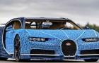 La LEGO ha costruito una riproduzione in scala originale della Bugatti perfettamente funzionante