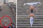 La stupefacente impresa con cui 2 fratelli acrobati sono entrati nel Guinness World Record