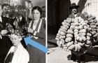 20 zwart-witfoto's waarop echte primeurs te zien zijn