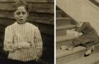 23 Fotos vom Beginn des 20. Jahrhunderts zeigen uns, wie Kinderarbeiter vor der Abschaffung der Kinderarbeit lebten.
