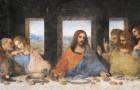 Ein neues Geheimnis um das Abendmahl: Es geht um kostbare Edelsteine, die in die Gewänder der Apostel eingesetzt sind.