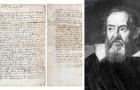Un ricercatore italiano trova la lettera originale per cui Galileo Galilei fu accusato di eresia e processato