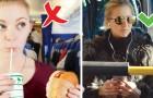 12 Kennzeichnungsregeln, die JEDEM Fahrgast im öffentlichen Verkehr bekannt sein sollten.