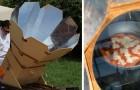 Il forno fa aumentare la bolletta? Arriva il forno ad energia solare... un'idea tutta italiana!