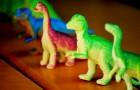 La scienza lo ha provato: la fissazione dei bambini per i dinosauri fa bene al loro cervello