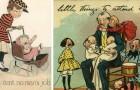 Queste cartoline del secolo scorso mostrano i