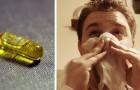 La vitamina D reduce hasta el 50% el riesgo de contraer la gripe de estacion