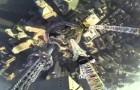 Ripresa mozzafiato del World Trade Center