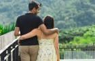 Paare, in denen er viel größer ist als sie, sind die glücklichsten: Experten erklären, warum