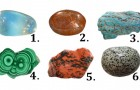 Among these stones, the one that attracts you the most can reveal some aspects of your personality