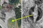 Er is een gigantisch vikingschip gevonden in een veld in Noorwegen. Het zou mogelijk het graf kunnen zijn van een koning
